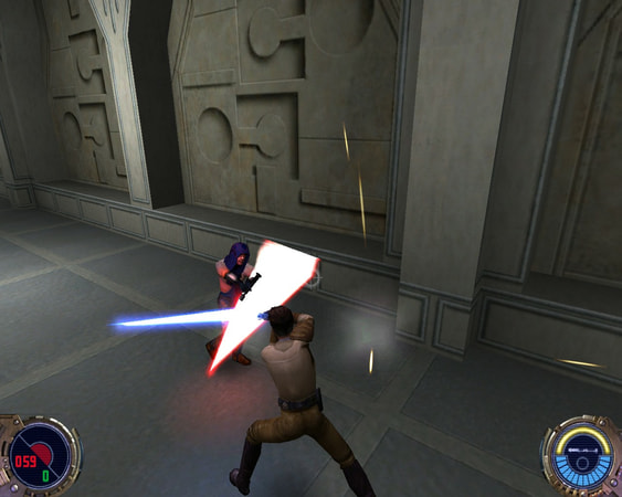 Star Wars: Jedi Knight II - Jedi Outcast screenshot 3