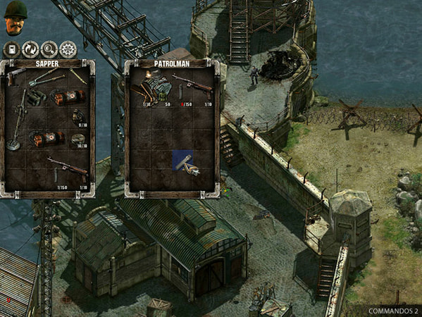 Commandos 2 + 3 screenshot 2