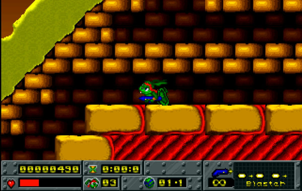 Jazz Jackrabbit Collection screenshot 1