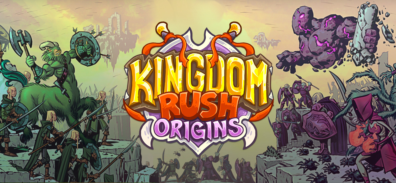Kingdom Rush Origins-GOG