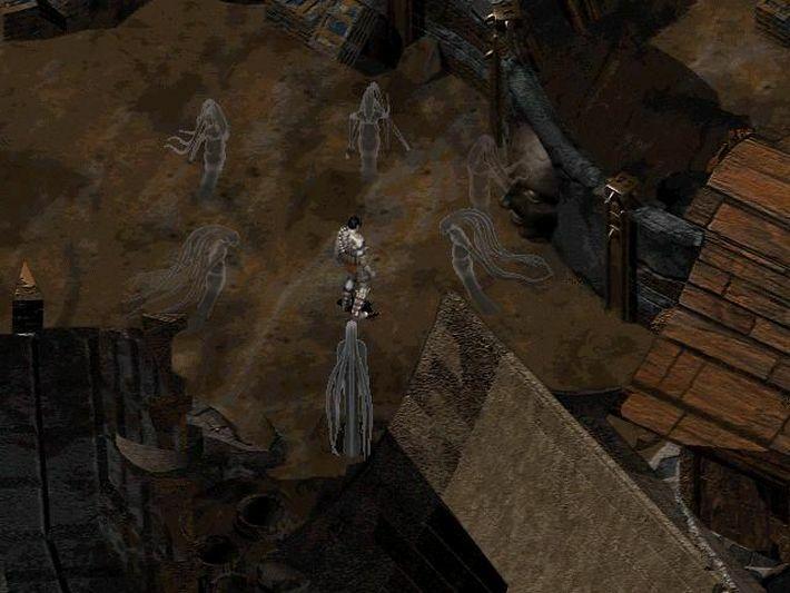 Planescape: Torment screenshot 3