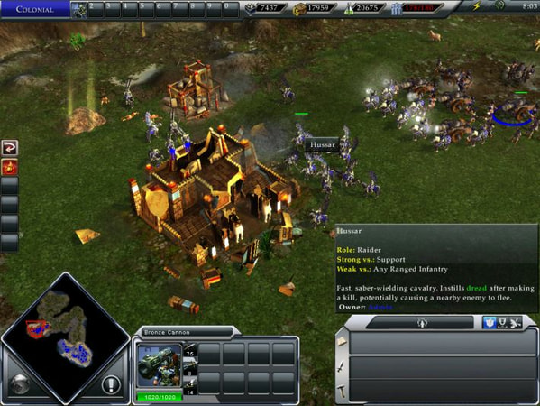 Empire Earth 3 screenshot 3