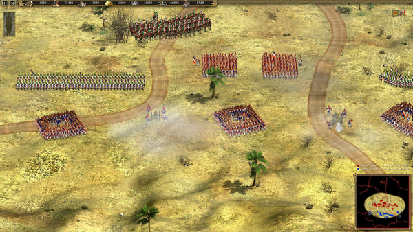 Cossacks II Anthology screenshot 2