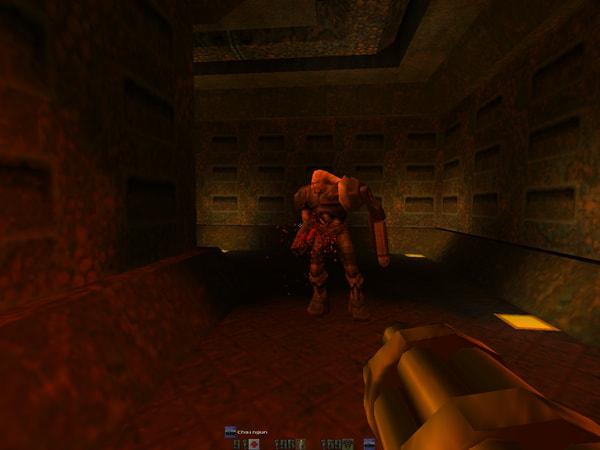 Quake II: Quad Damage Captura 1