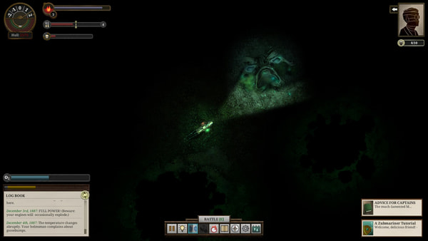 Sunless Sea: Zubmariner screenshot 2
