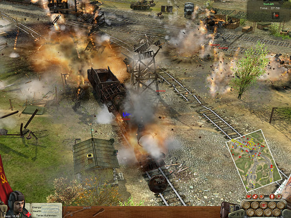 Soldiers: Heroes of World War II screenshot 1