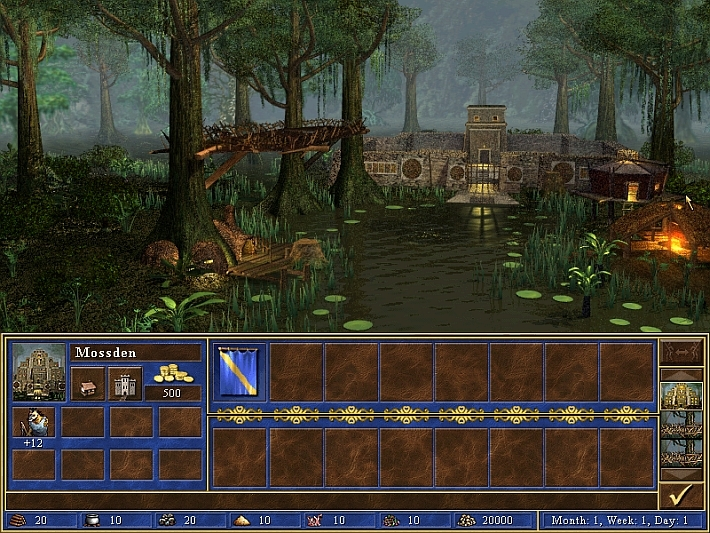 Heroes of Might and Magic III: Complete screenshot 1