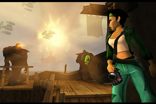 Beyond Good and Evil screenshot 2