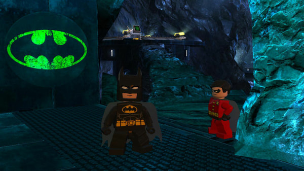 LEGO Batman 2 DC Super Heroes screenshot 3