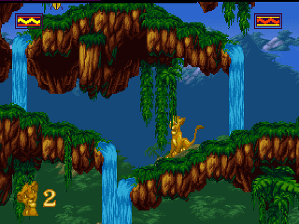 Disney The Lion King screenshot 3