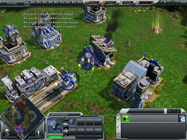 Empire Earth 3 screenshot 1