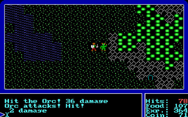 Ultima 1+2+3 screenshot 1