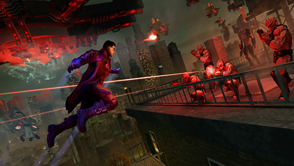 Saints Row IV: Game of the Century Edition screenshot 1