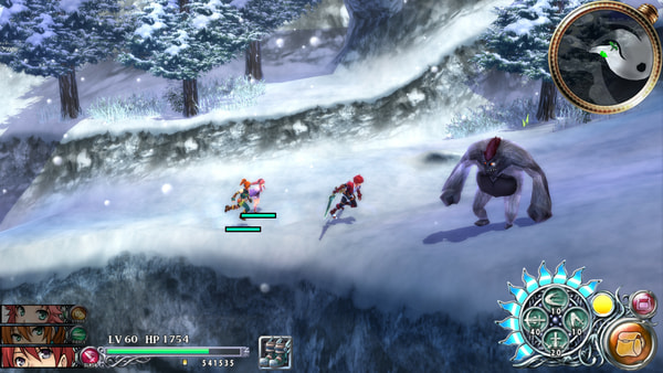 Ys: Memories of Celceta screenshot 2