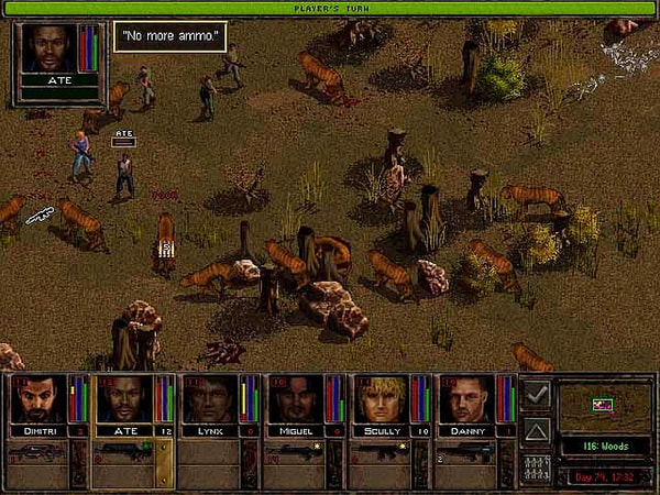 Jagged Alliance 2 screenshot 3
