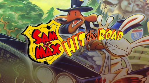 Sam & Max Hit the Road [L] [ENG + 4 / ENG + 3] (1993) (1.0) [GOG]