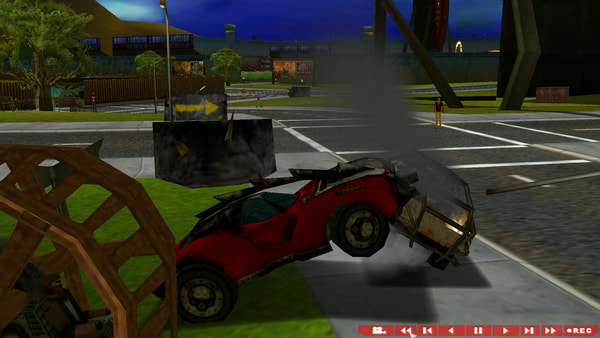 Carmageddon TDR 2000 screenshot 1