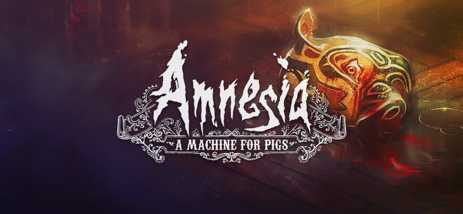 Amnesia A Machine For Pigs-GOG