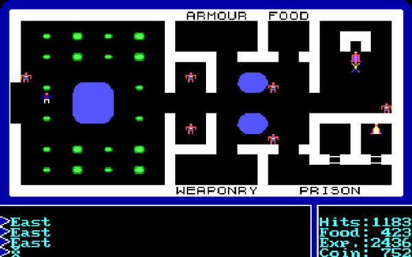 Ultima 1+2+3 screenshot 3