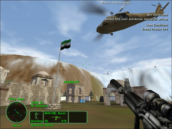 Delta Force: Land Warrior + Task Force Dagger screenshot 3