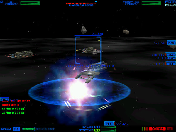 Star Trek: Starfleet Command Gold Edition screenshot 1