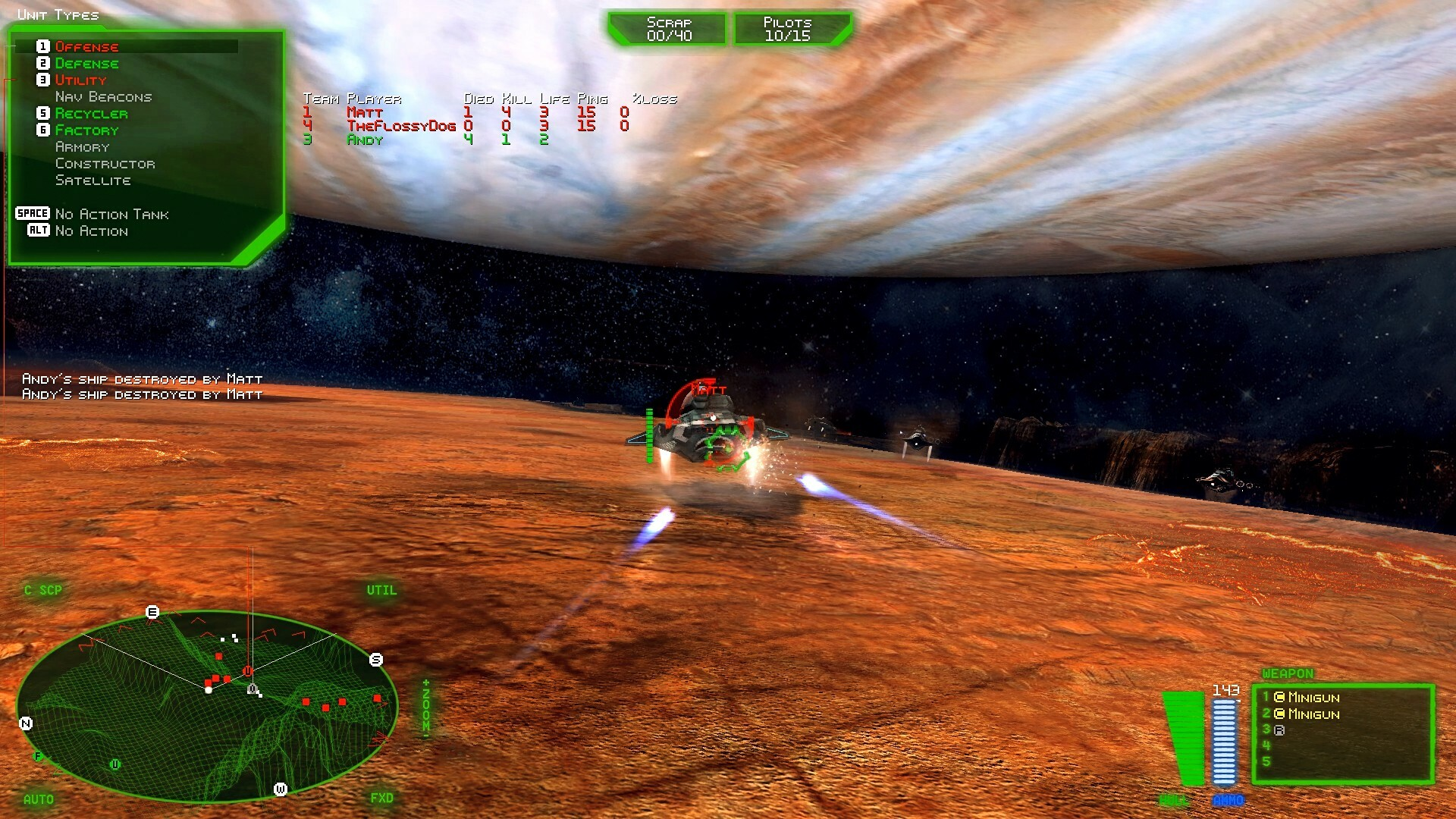 Battlezone 98 Redux [GoG] [1998|Rus|Eng|Multi7]