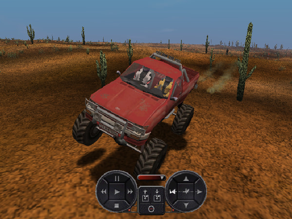 Screamer 4x4 screenshot 1
