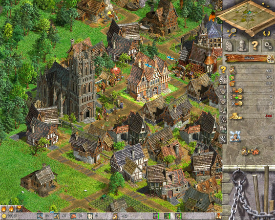 Anno 1503 A.D. screenshot 1