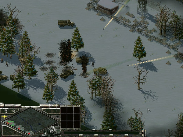 Sudden Strike Gold screenshot 2