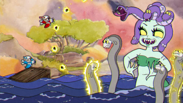 Cuphead screenshot 3