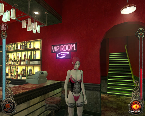 Vampire: The Masquerade Bloodlines screenshot 3