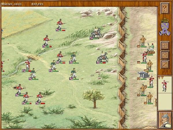 Imperialism screenshot 3