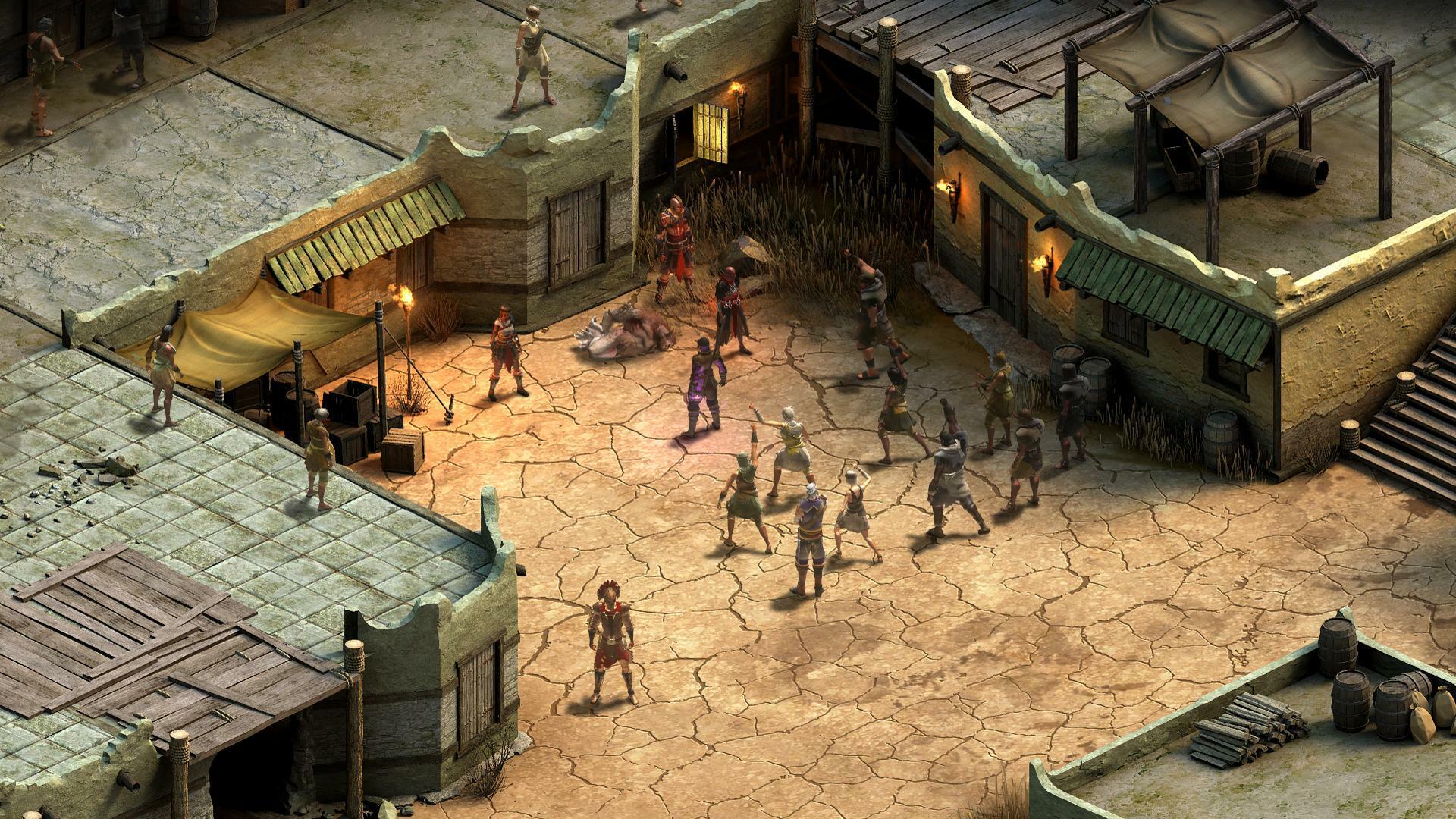 Tyranny - Overlord Edition screenshot 2