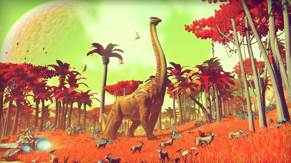No Mans Sky Free Download Full Version