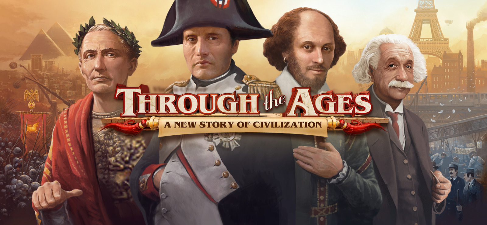 Through the Ages New Leaders and Wonders-GOG