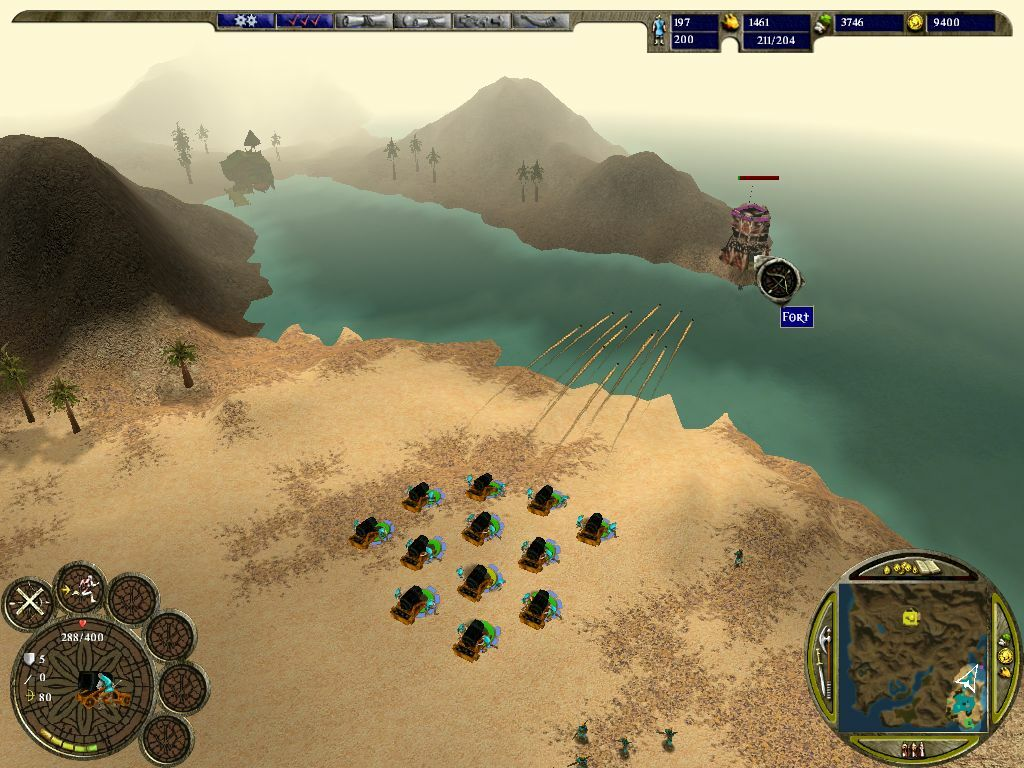 Warrior Kings screenshot 2