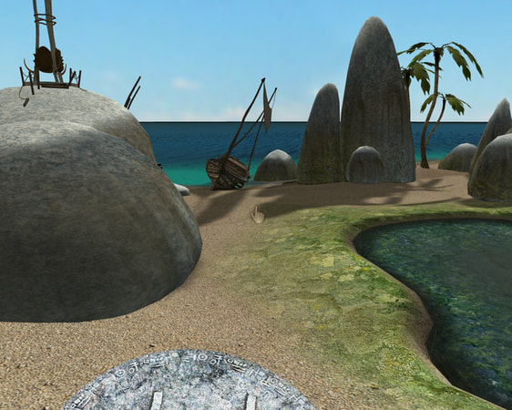 Myst V: End of Ages Limited Edition screenshot 3