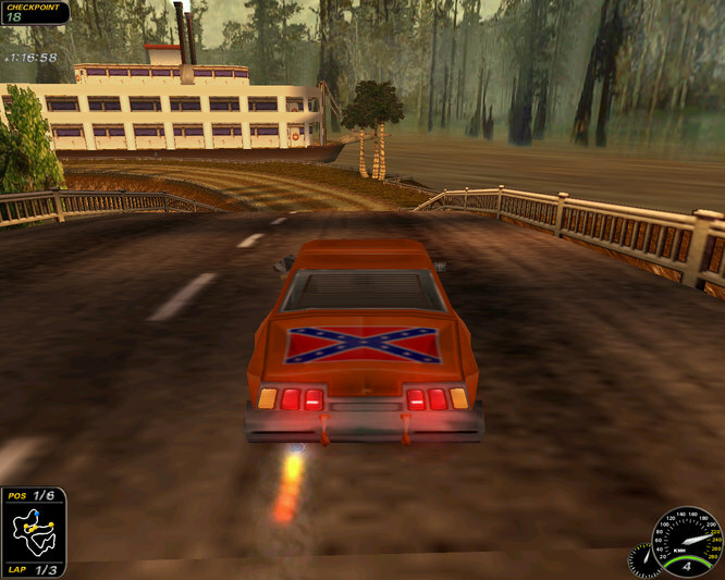 Speed Busters: American Highways [GoG] [1998|Eng]