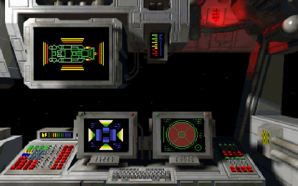 Wing Commander: Privateer screenshot 1