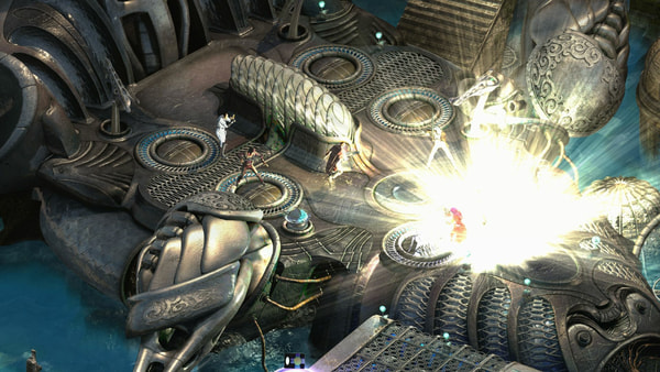 Torment: Tides of Numenera screenshot 2