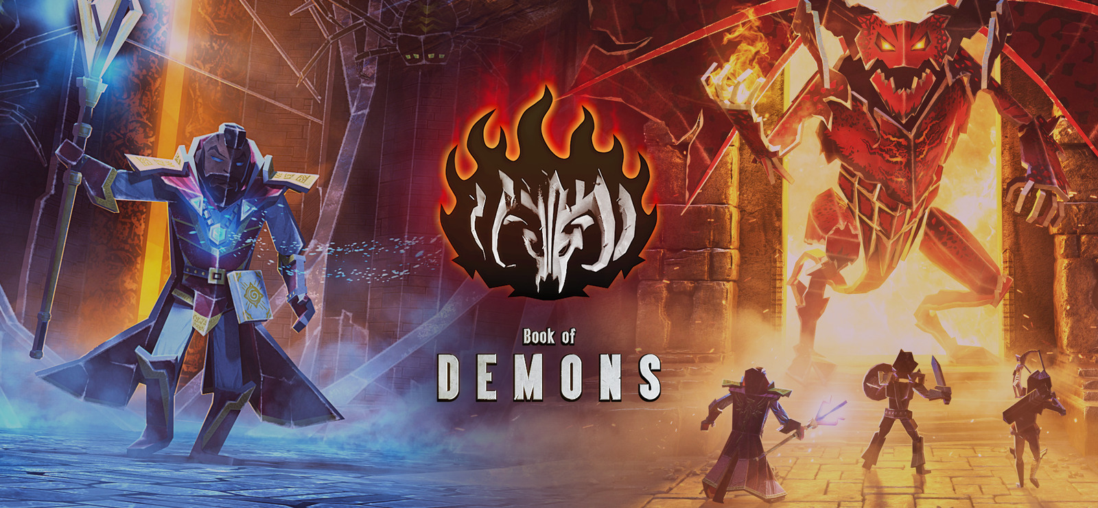 Book of Demons Collectors Edition-GOG