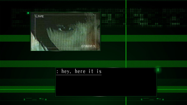 The Silver Case screenshot 2
