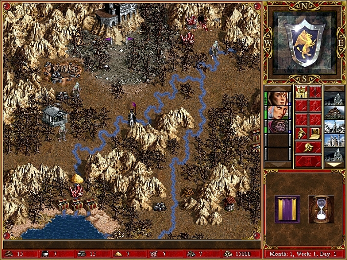 Heroes of Might and Magic III: Complete screenshot 3