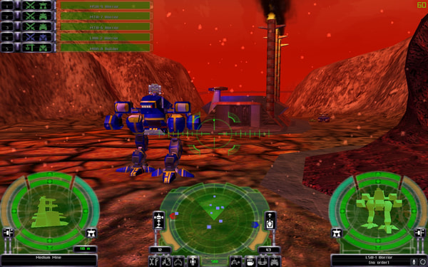 Parkan: Iron Strategy screenshot 2