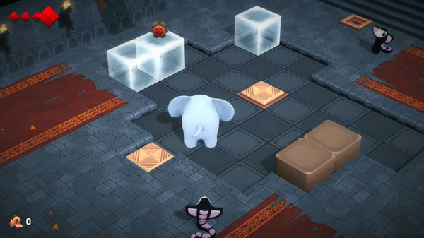 Yono and the Celestial Elephants screenshot 2