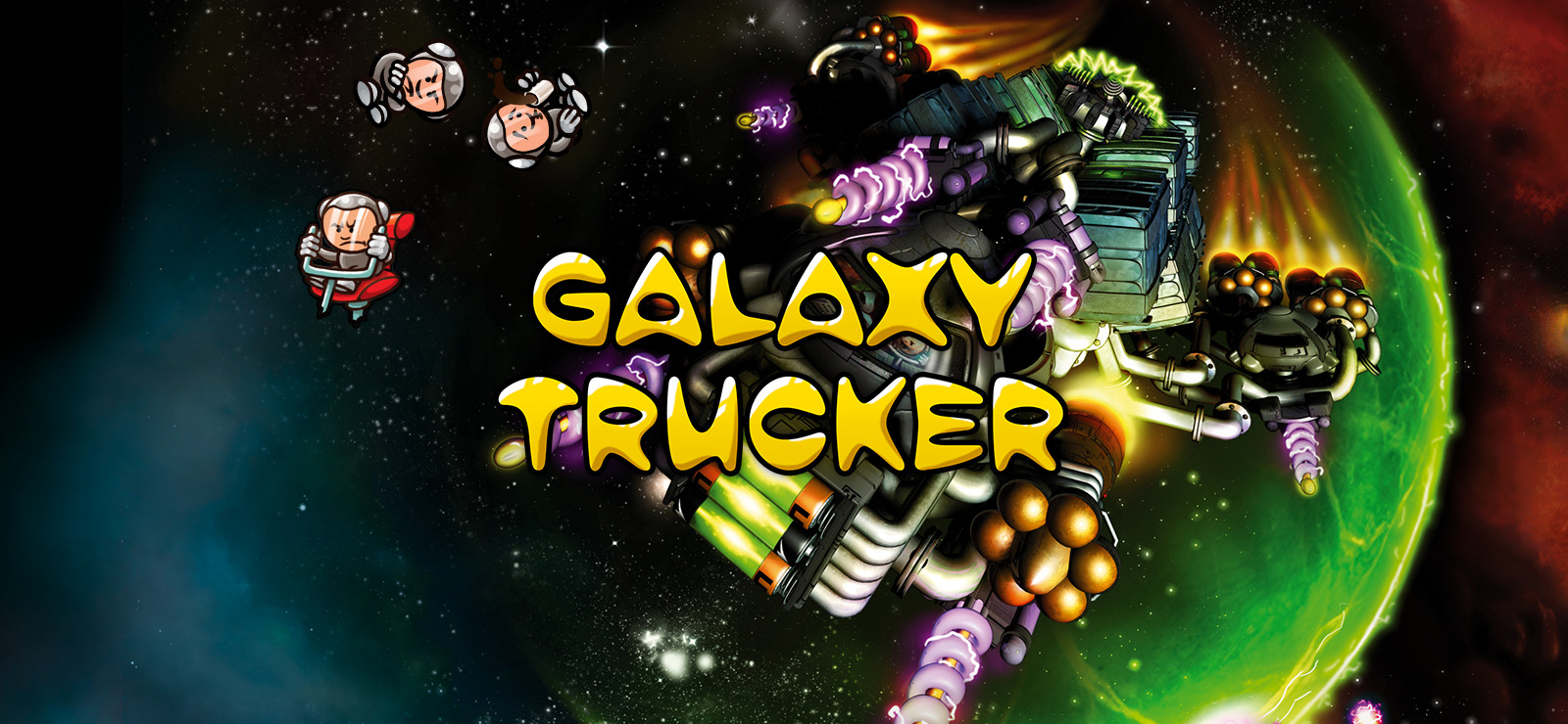 Galaxy Trucker Extended Edition-GOG